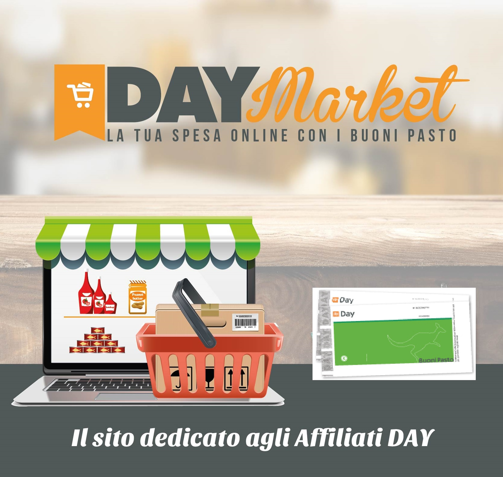 Day Market, e-commerce ideale per ogni affiliato