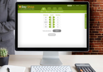 Dayshop, e-commerce dei buoni pasto Day
