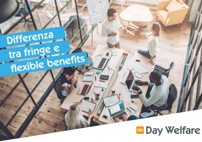 Differenza tra fringe e flexible benefits