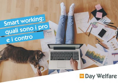 Smart working pro e contro